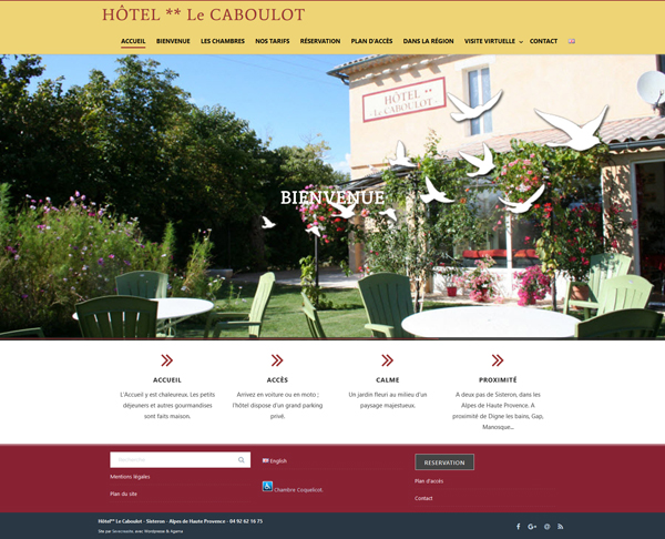 Hôtel Le Caboulot**