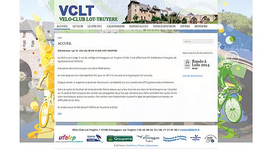 VCLT, Vélo Club Lot et Truyere