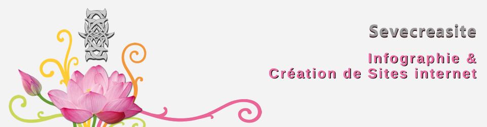Sevecreasite, Infographie et Création de Sites Internet